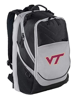 Virginia Tech Hokies Backpack Virginia Tech Laptop Computer Bag