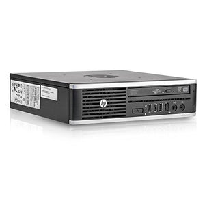 HP 8200 USFF Computer, Quad Core i5 2400S upto 3.3GHz, 4GB DDR3 Ram, 120GB SSD, Windows 10 Pro 64-bit (Renewed)