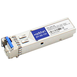 Add-onputer Peripherals, L SFP-17B-AO Rad SFP Transceiver Provides 1000Base-BX