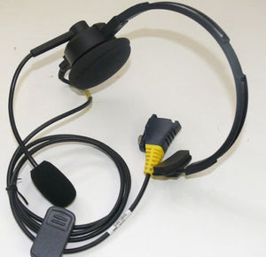 Single Ear Cup SR20 Speech Recognition headsets, for Vocollect T2, T2X, T5 - NEW