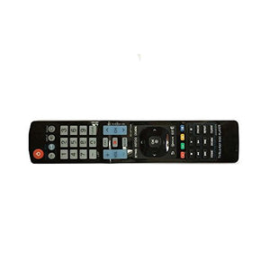 New Replaced Remote Control Fit for LG AKB73215301 BD370 BD520 BD572 BD580 AKB73215304 BD555C BD560C BD570 BD350N Blu-ray DVD BD Disc Player