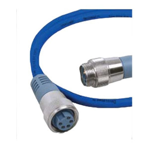 MARETRON Mid double-ended cordset, MFG# DM-DB1-DF-06.0, male to female, 6 meters, blue cable. / MRTN-DM-DB1-DF-06.0 /
