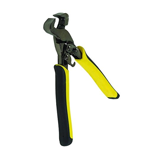 M-D Building Products 49943 Compound Tile Nippers (PRO), Black, Yellow