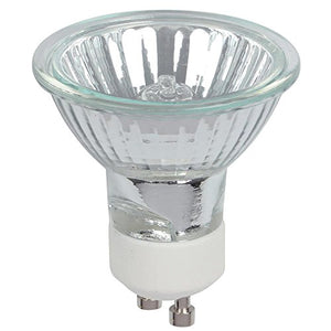 Westinghouse Lighting 0478700 25 Watt MR16 Halogen Flood Clear Lens Light Bulb with GU10 Base