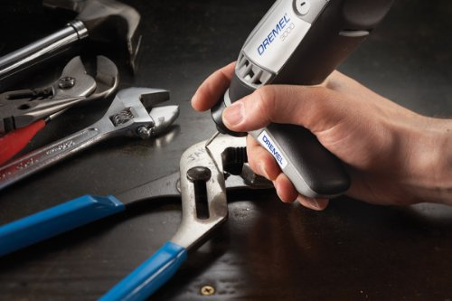 Dremel 3000 2/28 Variable Speed Rotary Tool Kit  1 Attachments & 28 Accessories  Grinder, Sander, Po