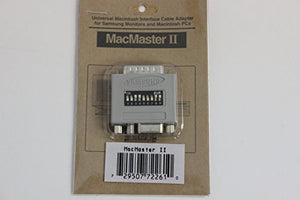Samsung Universal Mac Adapter for Syncmaster Line 14IN Thru 21In