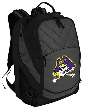 Broad Bay Best East Carolina University Backpack Laptop Computer Bag