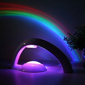 Led Rainbow Projector - Rainbow Projector LED Light Reflection - Rainbow Maker for Children Gift