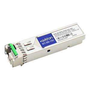 Add-onputer Peripherals44; L SFP-GE-BEX-1550-SLC-AO Zhone SFP Transceiver Provides 1000Base-BX