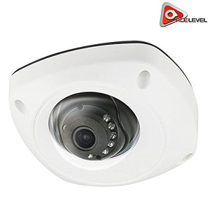 LTS Platinum Fixed Lens Dome Network IP Camera: 4.1MP, 2.8mm Fixed Lens, 2688 x 1520P, 10 IR LEDs up to 33ft, IK08, IP66, DC 12V, PoE - CMIP3142-28S