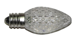 25-Pack 12 volt Slow Color-Changing Replacement LED Bulb Faceted Finish