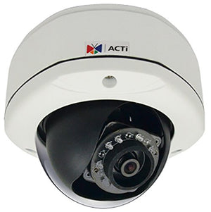 IP Camera, Fixed, 2.93mm, 3 MP, RJ45, Color
