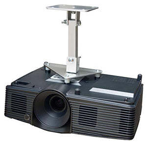 PCMD, LLC. Projector Ceiling Mount Compatible with Infocus IN114xv IN116v IN116xa IN116xv (8-Inch Extension)