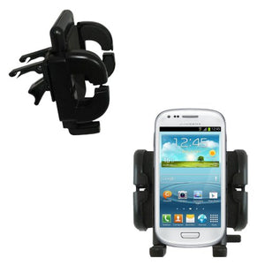 Innovative Vent Cradle Vehicle Mount Designed for The Samsung Galaxy Ring - Adjustable Vent Clip Holder for Most Car/Auto Vent Systems