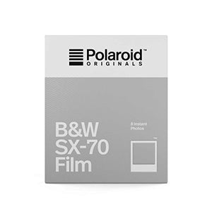 Polaroid Originals B&W Film for SX-70 (4677)
