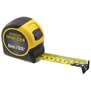 Stanley STA033726 Fatmax Tape Blade Armor, Dual Scale, 8m Length