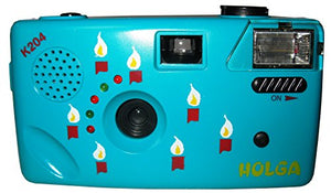 Holga K204 Blue Original Noise Making 35mm Film Camera ...