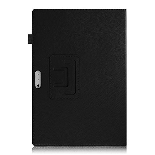 Fintie Case For Surface Pro 7 / Pro 6   Premium Vegan Leather Slim Fit Folio Cover With Stylus Holde