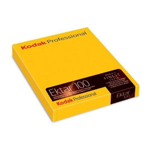 KODAK Ektar 100 Color Negative Sheet Film ISO 100, 8x10, 10 Sheets,
