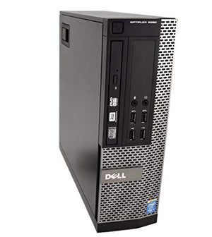 Dell Optiplex 9020 SFF Desktop PC - Intel Core i5-4570 3.2GHz 8GB 500GB HDD DVDRW Windows 10 Professional (Renewed)