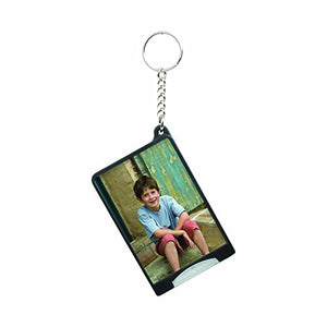 Snapins Black Flashlight Photo Keychains - Case of 72