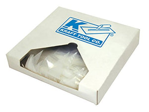 Kraft Tool Wl009 Disposable Grout Bags (Box Of 50)
