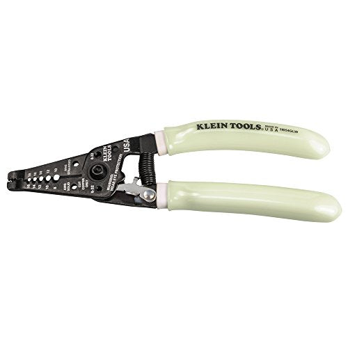 Klein Tools 11054GLW Hi-Viz Wire Stripper/Cutter