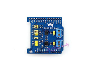 RS485 CAN Shield Designed for NUCLEO XNUCLEO Arduino board enable RS485 CAN communication functions @XYGStudy