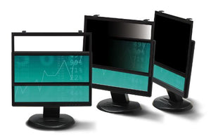 MMMPF319W - 3M PF319W Framed Privacy Filter for Widescreen Desktop LCD/CRT Monitor Black