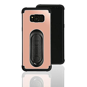 4-in-1 Scooch Clipstic Pro Case for Samsung Galaxy S8+ (Rose Gold)