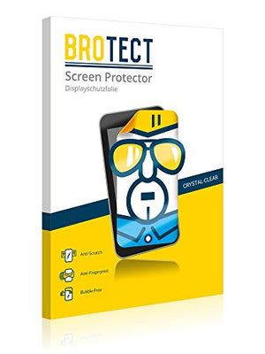 2X BROTECT HD-Clear Screen Protector for Nikon Coolpix W100, Crystal-Clear, Hard-Coated, Dirt-Repellent