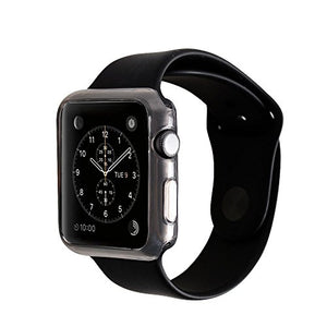 Slim TPU Protective Bumper Case Cover Skin For Apple Watch iWatch 38mm