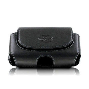 Extra Small Universal Horizontal Cell Phone Case / Pouch / Holster with Belt Loop & Belt Clip