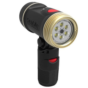 SeaLife SL986 Sea Dragon 2000 Underwater Photo/Video Dive Light with Flex-Connect Handle
