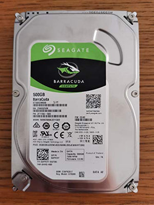 500GB 7200Rpm 16Mb Cache Sata 3.5 - ST500DM009