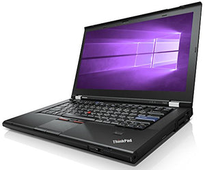 Lenovo ThinkPad T420 Laptop WEBCAM - Intel Core i5 2.50ghz - 8GB DDR3 - 128GB SSD - DVDRW - Windows 10 Pro 64bit - (Renewed)