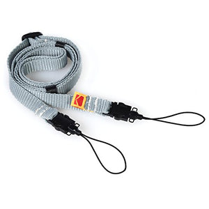 Kodak Printomatic Camera Neck Strap (Grey)  Adjustable, Convenient, Practical  The Easiest Way to Capture Every Kodak Moment