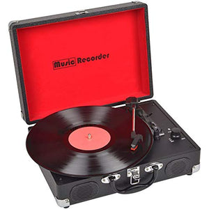 ?Le Studio? Music Recorder Turntable Analog Record Player