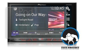 Tuff Protect Anti Glare Screen Protectors For Pioneer Avh 4200nex Car Indash Dvd Receiver