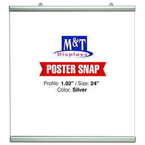 DisplaysMarket Poster Snap Set for 24