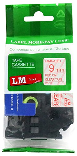 LM Tapes - Brother PT-D200 3/8
