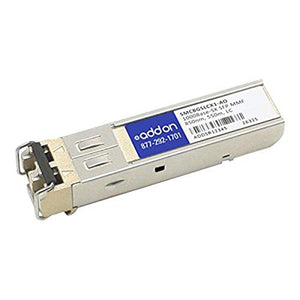 Add-onputer Peripherals, L SMCBGSLCX1-AO SMC Networks SFP Transceiver Provides 1000Base-SX