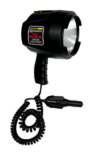 Brinkmann 800 2301 0 Q Beam Max Million Iii 12 V Dc Spotlight