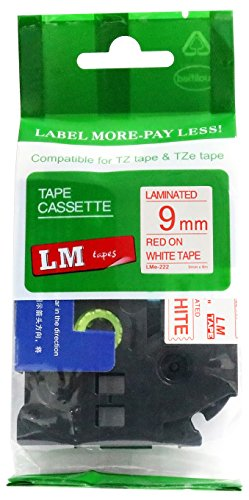 LM Tapes - Brother PT-1900 3/8