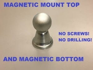 DOUBLE MAGNET Mount Arlo Camera Magnetic VMA1100-DM - 30 SEC INSTALL IN/OUTDOOR Mountable