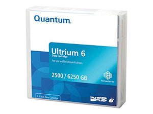 Quantum Standard Storage Media - LTO Ultrium Black (MR-L6LQN-LP)