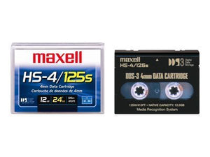 MAX200025 - Maxell 4mm DDS-3 Tape Cartridge