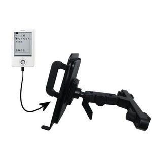 Unique Highly Adjustable Car/Auto Headrest Mount for The BeBook Neo by Gomadic