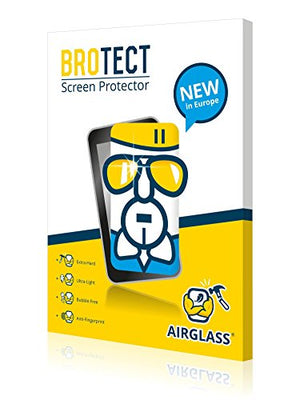 BROTECT AirGlass Glass Screen Protector for Odys MP-X66 Neo, Extra-Hard, Ultra-Light, Screen Guard