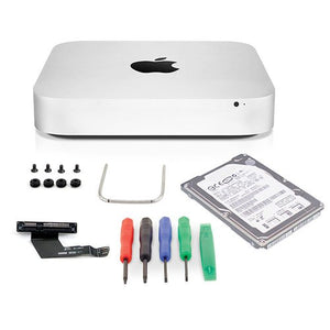 OWC 1.0TB Hard Drive Upgrade Kit for 2011-2012 Mac Mini, 7200RPM 1.0TB HD, DataDoubler, Install Tools